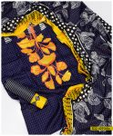 Printed Linen 3 PCs Embroidered Suits With Wool Dupatta - S02-4293Ab